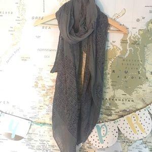 Beautiful, soft scarf